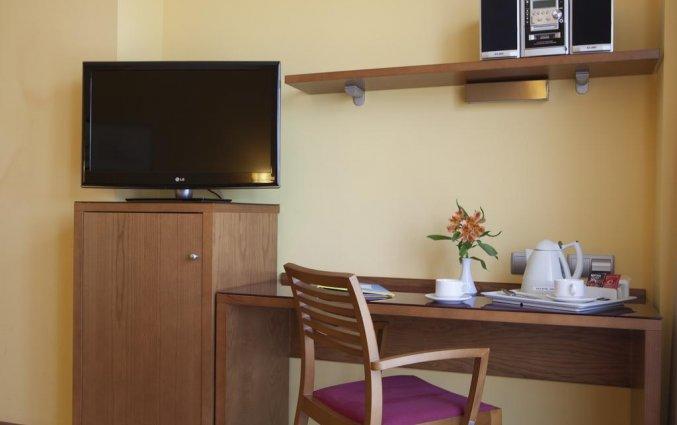 Tweepersoonskamer van Hotel Senator Granada Spa in Andalusie