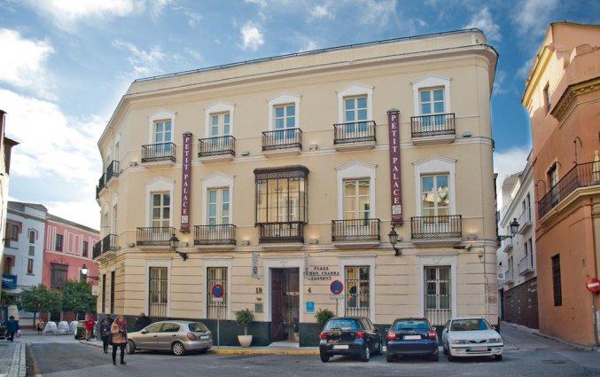 Hotel Petit Palace Santa Cruz in Sevilla