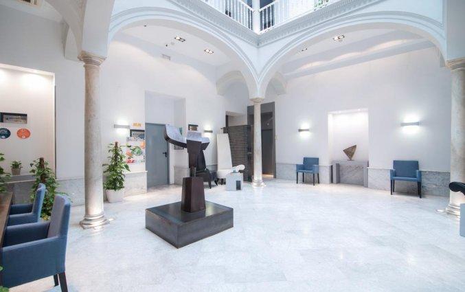 Lobby van Hotel Petit Palace Santa Cruz in Sevilla