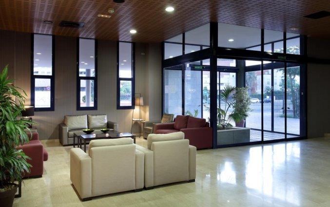Hotel Exe Sevilla Palmera Lobby