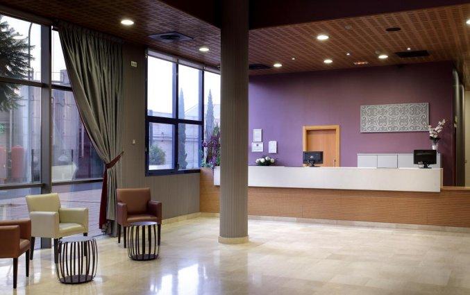 Hotel Exe Sevilla Palmera Receptie