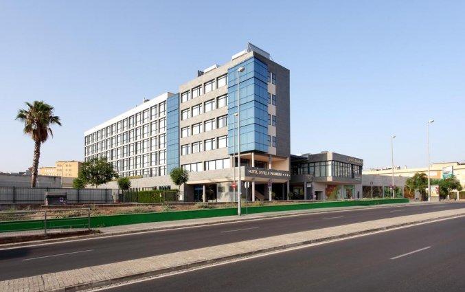 Hotel Exe Sevilla Palmera Exterior