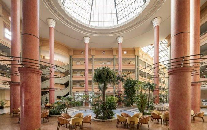 Lobby van Hotel Alcora in Sevilla