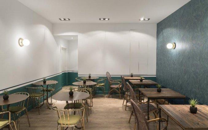 Restaurant van Hotel Petite Palace in Sevilla