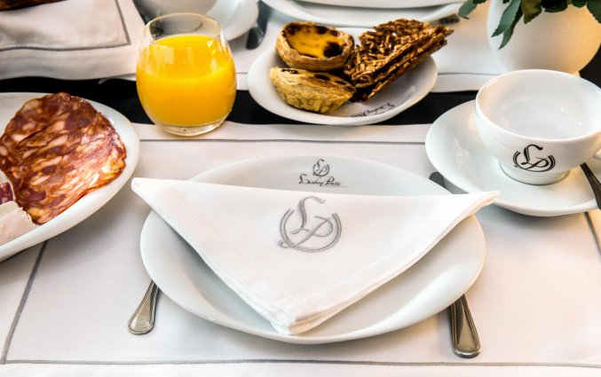 Ontbijt Lisboa Prata Boutique Hotel in Lissabon