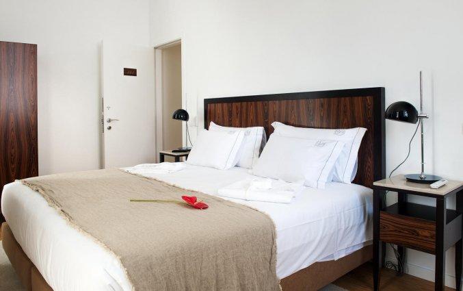 Tweepersoonskamer Lisboa Prata Boutique Hotel in Lissabon
