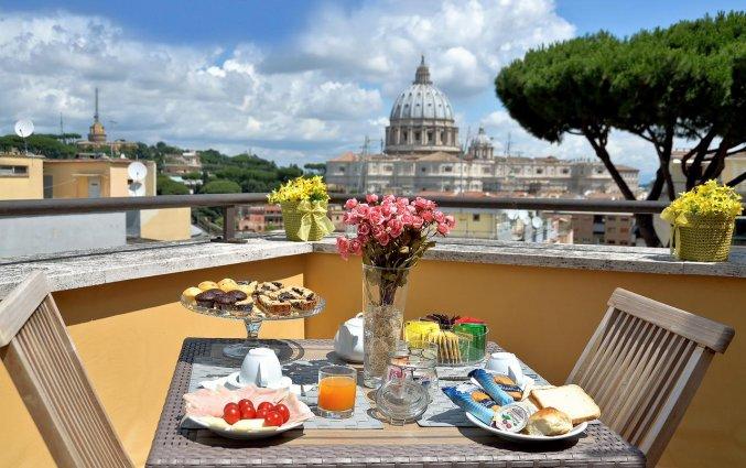 Dakterras Fragrance Hotel St. Peter Rome