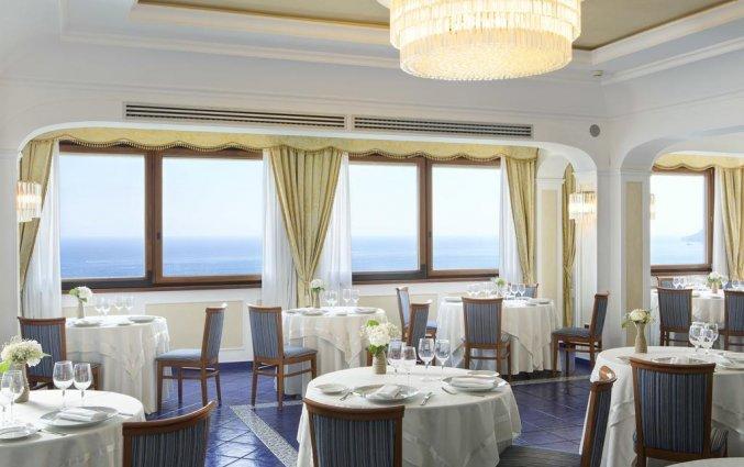 Restaurant van Hotel Lloyd's Baia in Amalfi
