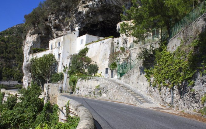 Hotel Badia Santa Maria de Olearia aan de Amalfikust