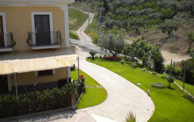 Tuin that's amore cilento country house in Amalfi