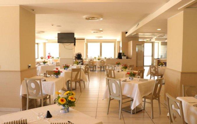 Restaurant van Badkamer van hotel Ancora