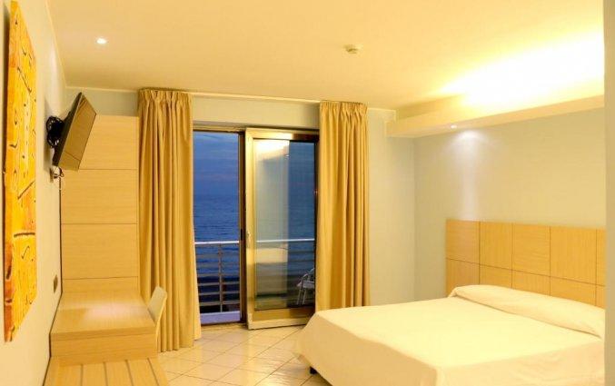 Driepersoonskamer van hotel Ancora