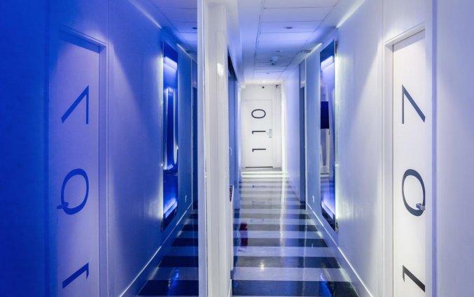 Gang van Hotel Room Mate Mario in Madrid