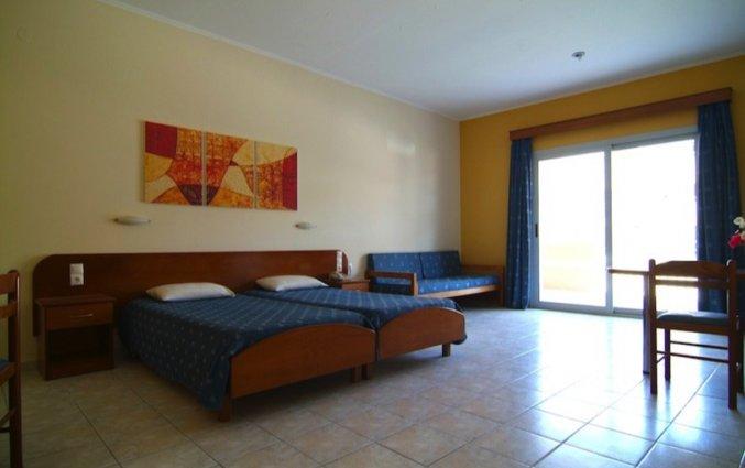 Studio van Olga's hotel & Pool op Corfu