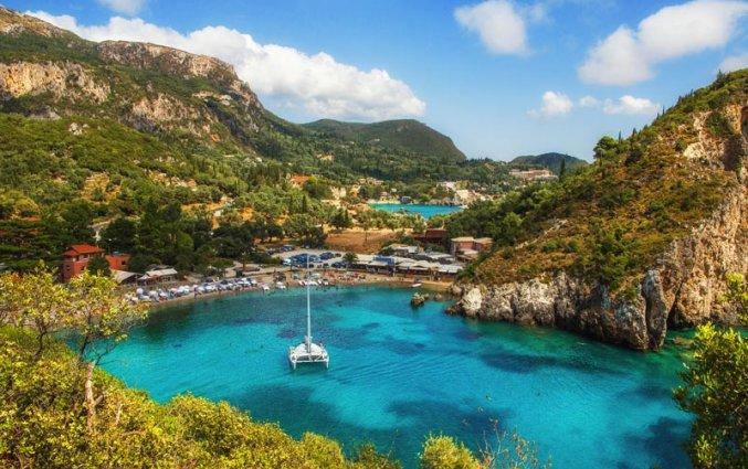 Corfu - Paleokastritsa