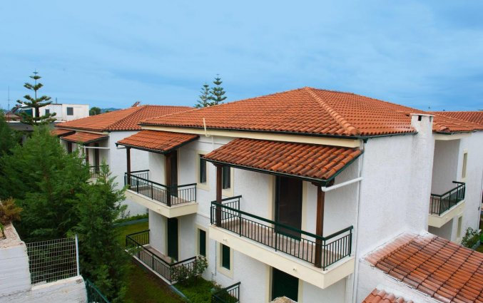 Appartementen Corifo Village Corfu