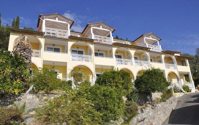 Appartementen Mazis op Corfu