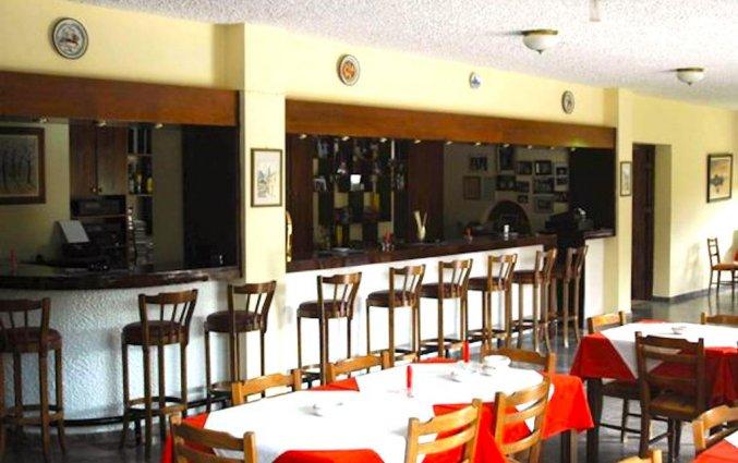 Bar van Hotel Ccb Bruskos op Corfu