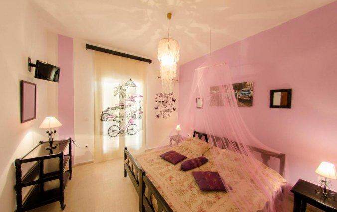Appartement met tweepersoonsbed van VA Boutique Apartments and Suites Corfu