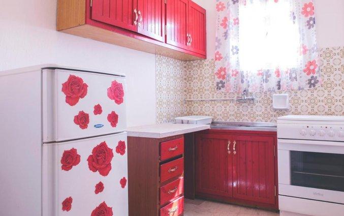 Appartement met kitchenette van VA Boutique Apartments and Suites Corfu