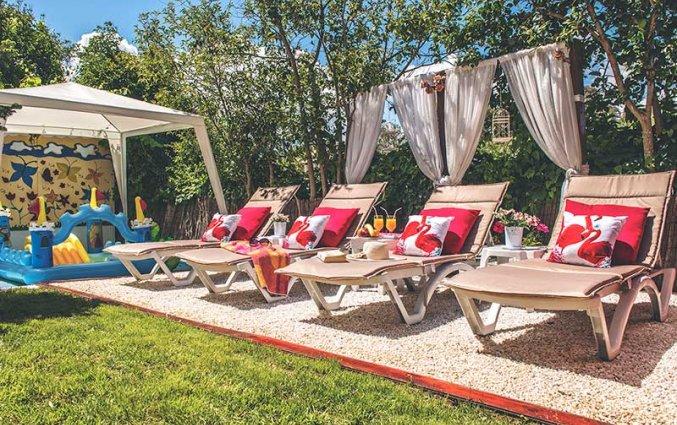 Zonneterras van VA Boutique Apartments and Suites Corfu