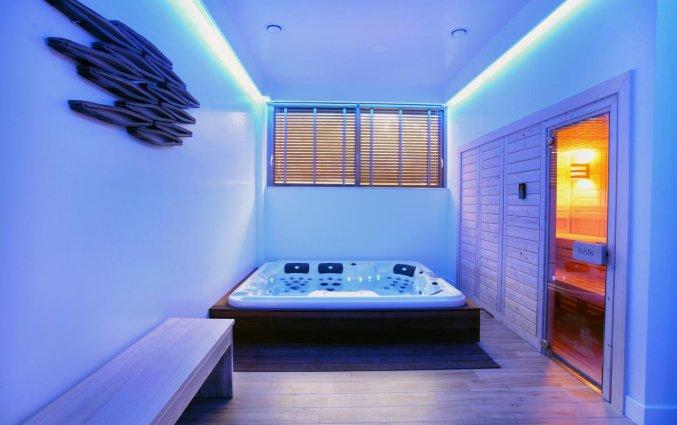 Hot tub van Hotel Rodostamo op Corfu