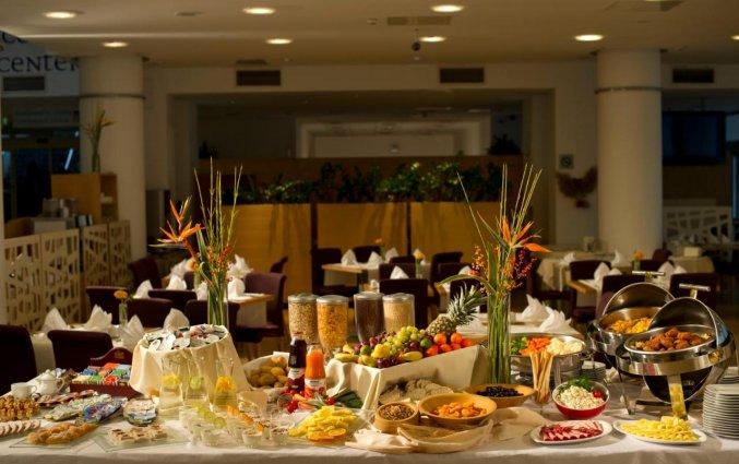 Restaurant van Hotel City inn Ljubljana