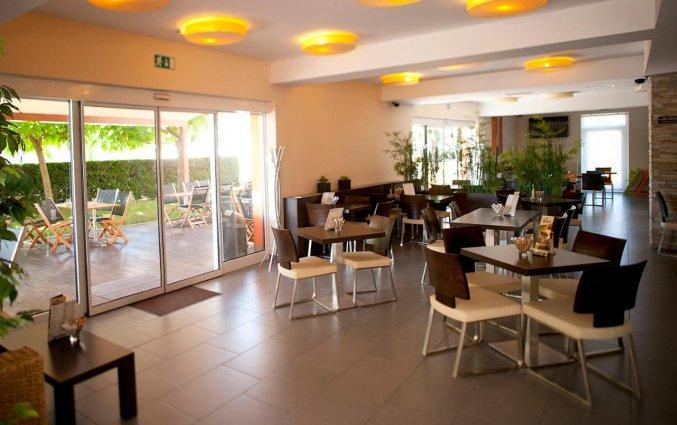 Restaurant van hotel Ahotel in Ljubljana