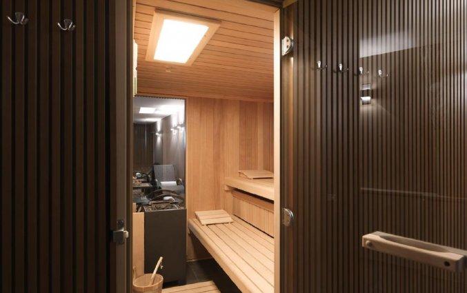 Sauna van hotel Best Western Premier Slon in Ljubljana