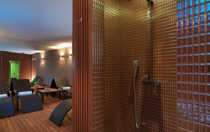 Wellnesscentrum van hotel Best Western Premier Slon in Ljubljana