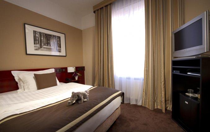 Tweepersoonskamer hotel Best Western Premier Slon in Ljubljana