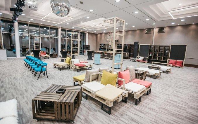 Lounge van Hotel Lev in Ljubljana