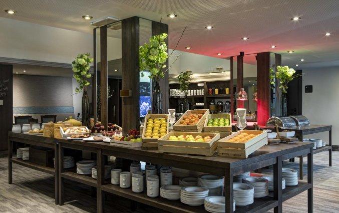 Restaurant van Hotel Lev in Ljubljana