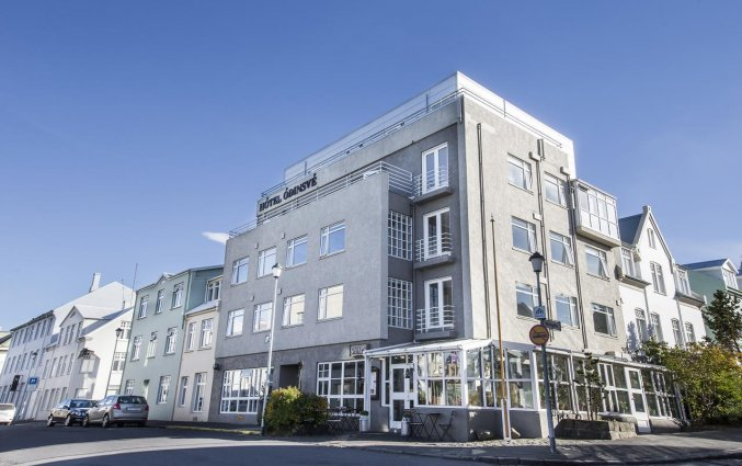 Hotel Odinsve in Reykjavik op IJsland