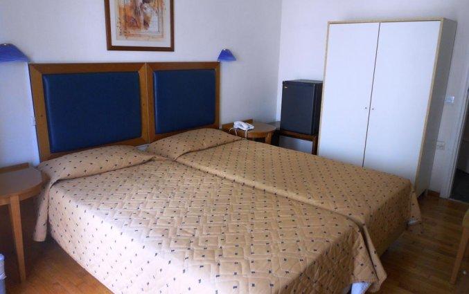Tweepersoonskamer van Hotel Adams in Athene