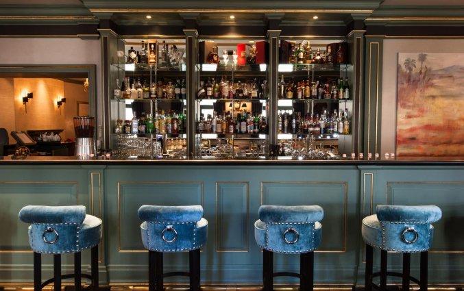 Bar van hotel Grand Palace stedentrip Riga