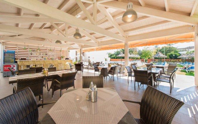 Bar van Hotel Sunday Rhodos