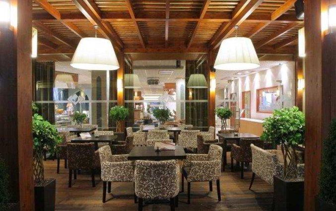 Restaurant van Hotel Lydia op Rhodos