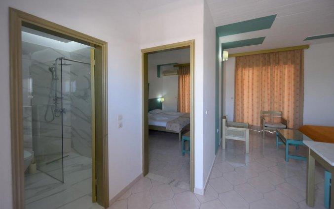 Appartement van Hotel Apartments Trianta Rhodos