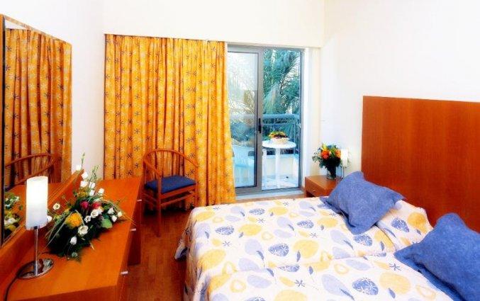 Appartement van standaard kamer met tweepersoonsbed