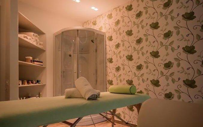 Wellnesscentrum van Hotel Kipriotis Adults Only op Rhodos