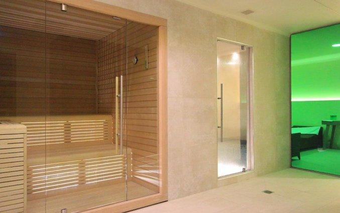 Sauna in hotel Electra Palace Rhodos