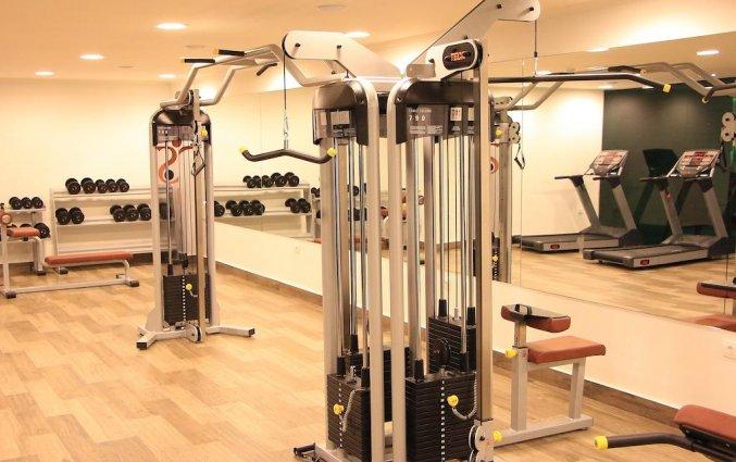 Sportcentrum in hotel Electra Palace Rhodos