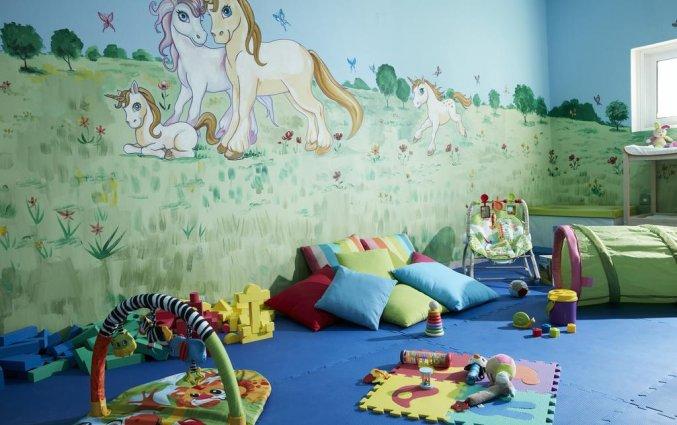 Speelruimte voor kinderen in hotel Electra Palace Rhodos