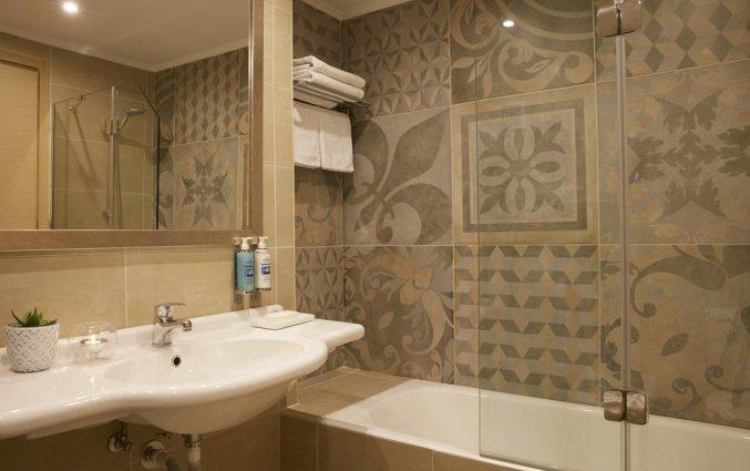 Badkamer van kamer in hotel Electra Palace Rhodos