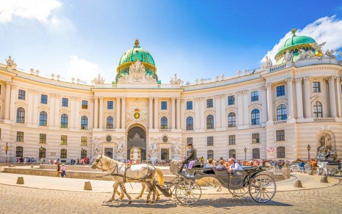 Wenen - Hofburg