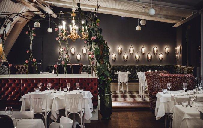 Restaurant van hotel Grand Ferdinand in Wenen