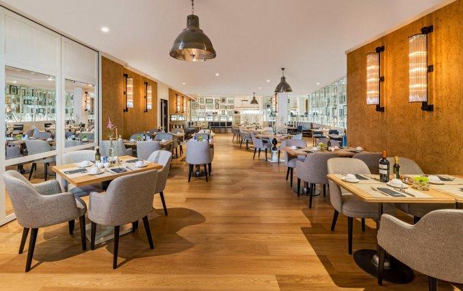 Restaurant van Hotel H10 Puerta de Alcala in Madrid