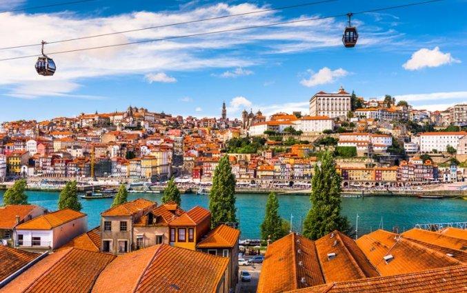 Porto - Uitzicht