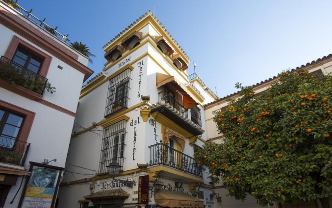 Exterieur van Hotel Casual Sevilla Don Juan Tenorio